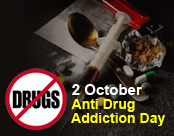 Anti Drug Addiction Day