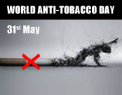 World Anti-Tobacco Day