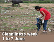 Cleanliness week